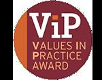 VIP award logo