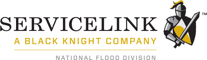 Servicelink - A Black Knight Company - National Flood Division logo