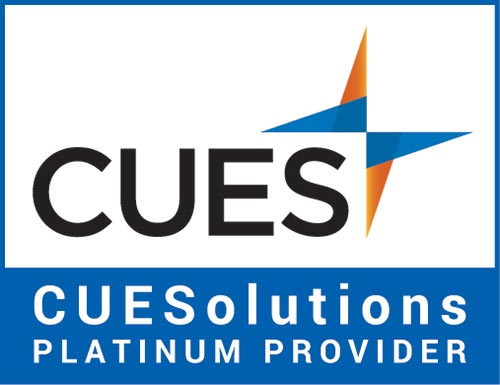 CUESolutions Platinum Provider logo