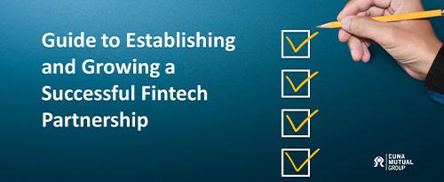 Guide to Establishing and Growing a Successful Fintech Partnership